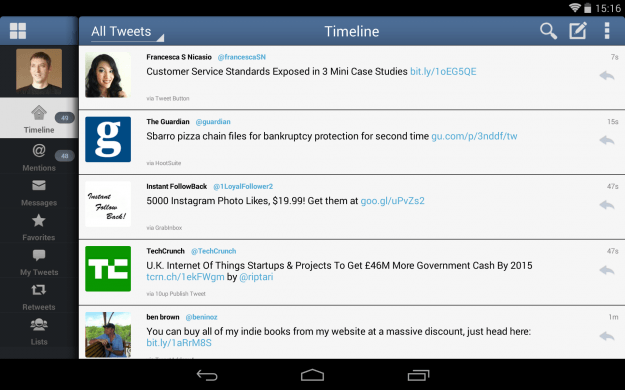 Tweetcaster_Android_tablet_app_screenshot