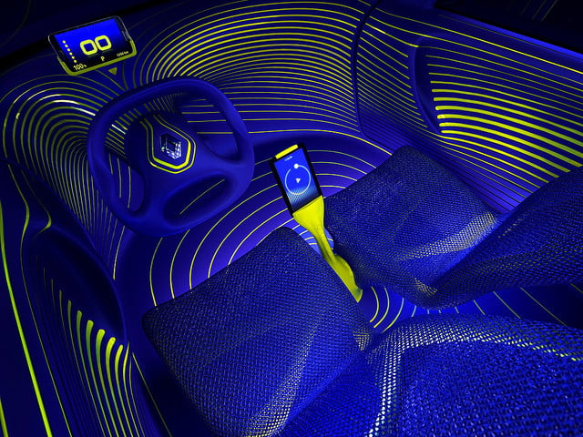 renault twinz ev showcases potential for more high tech driven design features twin z