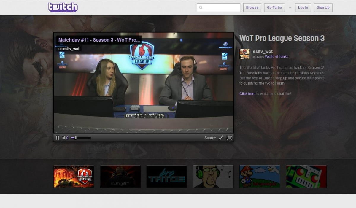 twitch tries out commercial free viewing