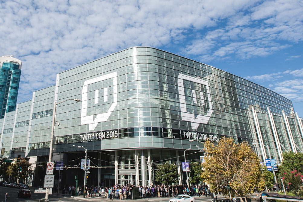 twitchcon  announced moscone center