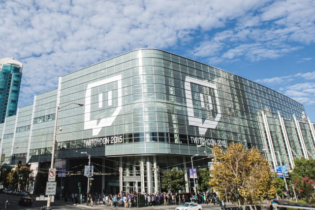 twitchcon  dates location announced california moscone center
