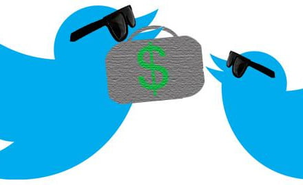 Pay-for-tweets