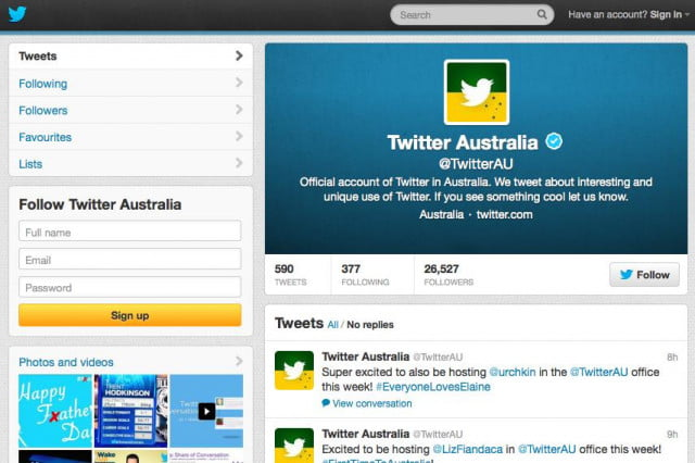 twitter gets stuck into australian market with opening of its first local hq australia