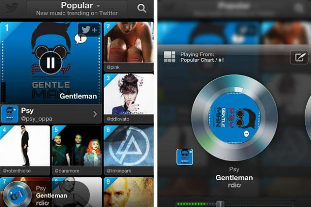twitter likely to shutter its music app report claims player