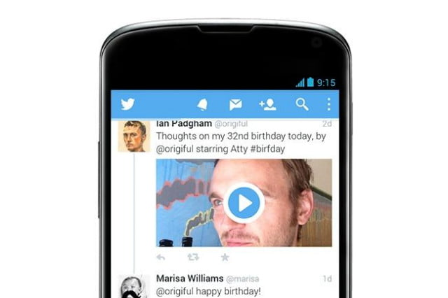 twitter adds facebook style photo tagging to android app on