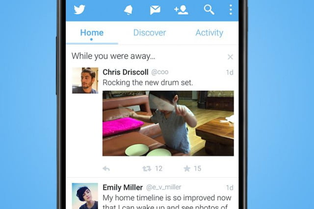 twitters while you were away feature lands for android users twitter recap