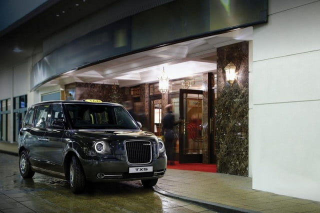 london taxi company tx pictures specs news