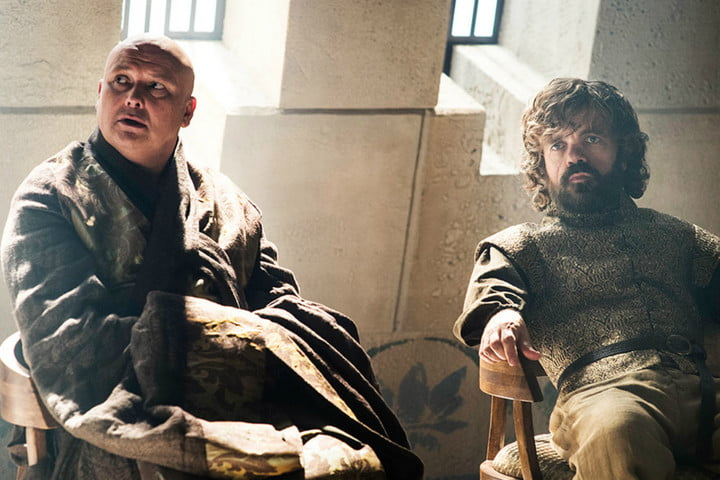 tyrion and varys chilling