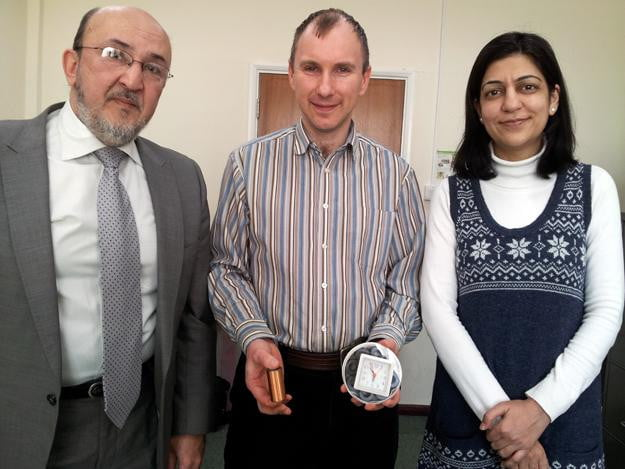 U of Bedfordshire David Jazani Ben Allen  and Tahmina Ajmal battery power energy inventions