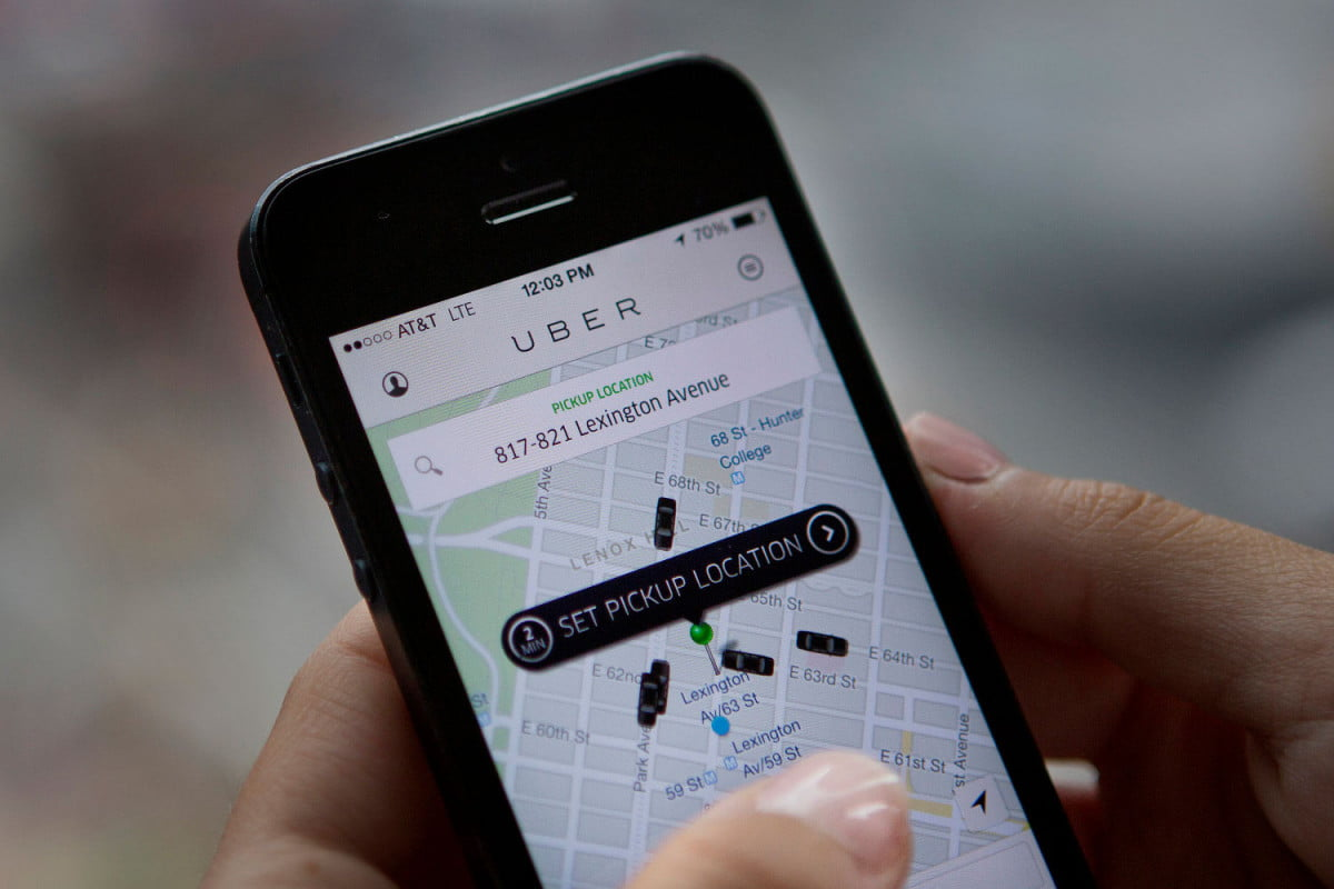uber is capping surge pricing in new york city during the big snowstorm