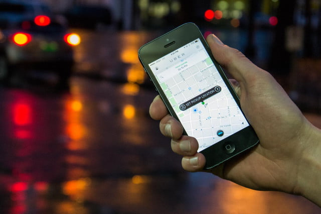 california labor commission uber drivers employees app portland