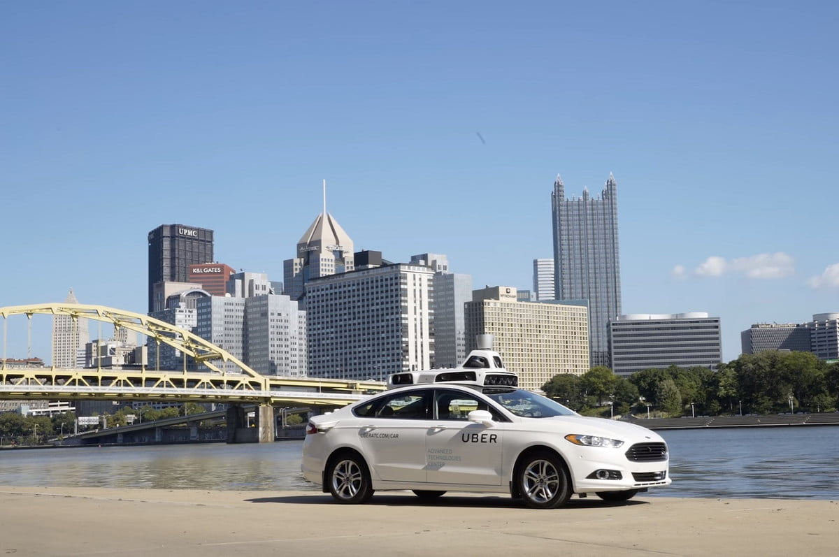 self driving uber arrives news quotes report car