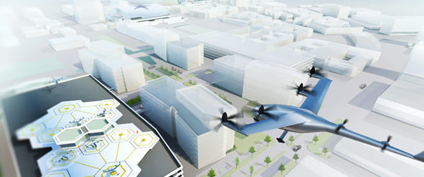 Uber claims flying taxis will buzz above Dubai and Dallas by 2020