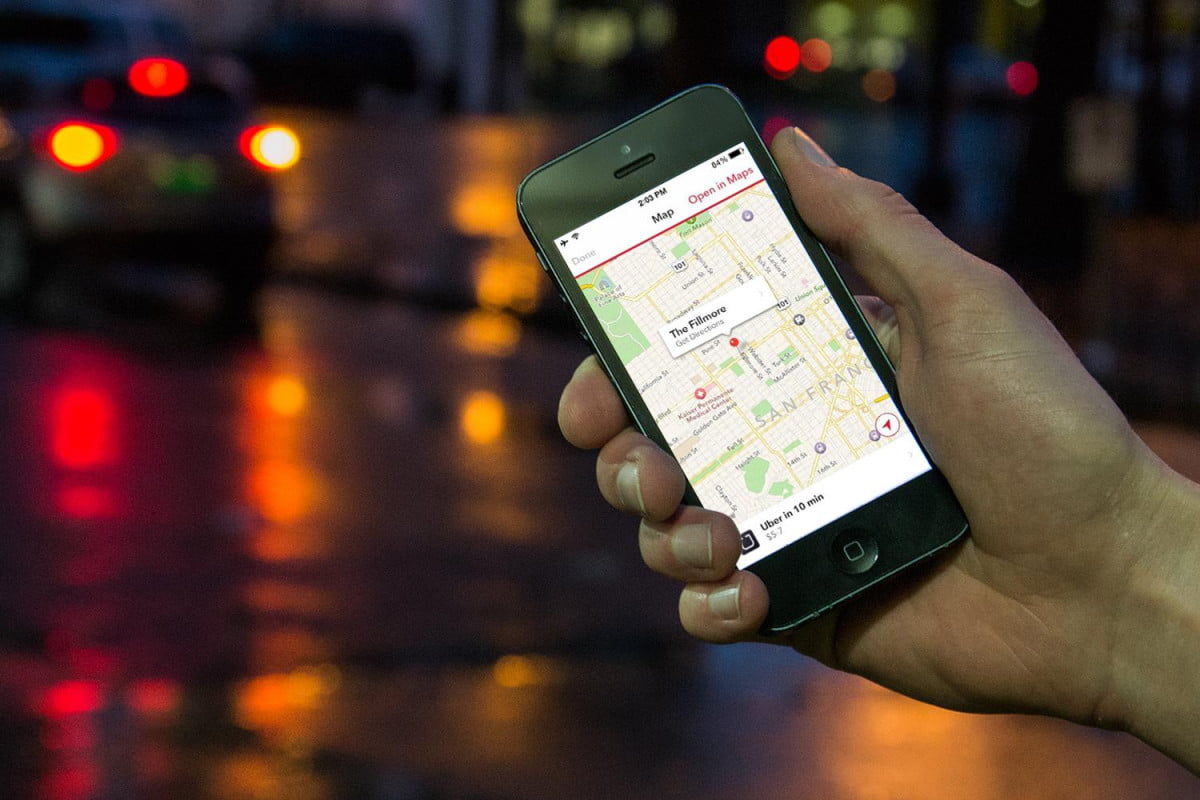 uber sends more cars onto the streets but theyre not for riders hack traced back to lyft  report claims