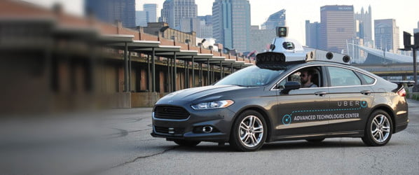 Google is suing Uber for allegedly stealing 14,000 self-driving car secrets