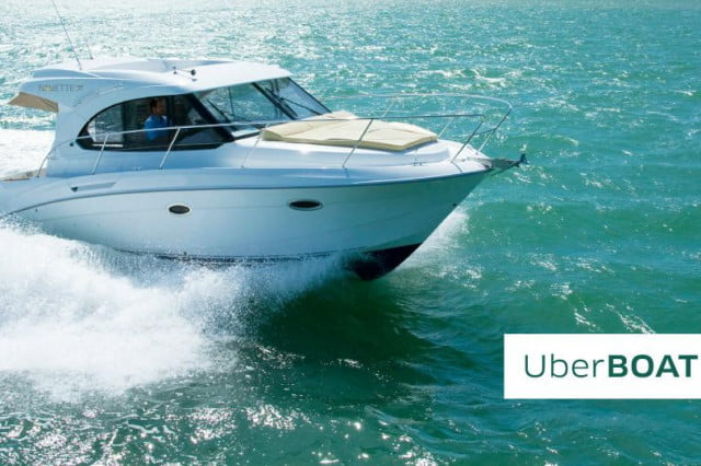 uber now lets you cross continents with new speedboat service uberboat