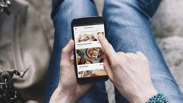 ubereats london early delivery app blog header
