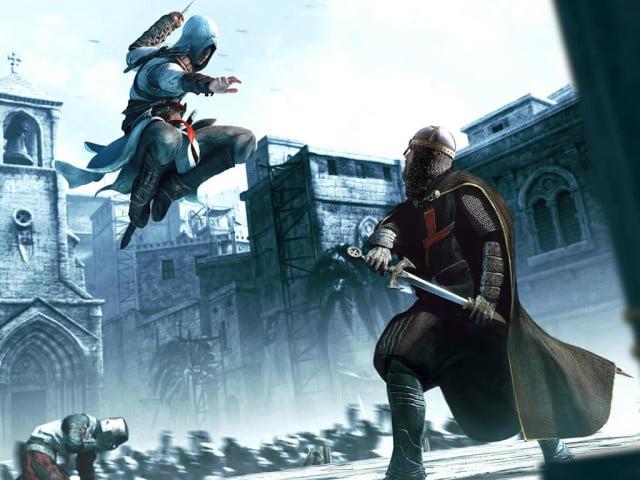 assassins creed movie creeps new release date august  ubisoft s assassin