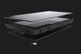 Ubuntu Edge Exploded View