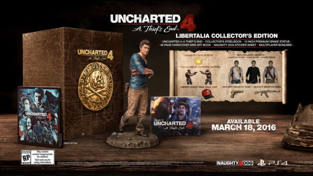 uncharted  march special edition uc se header