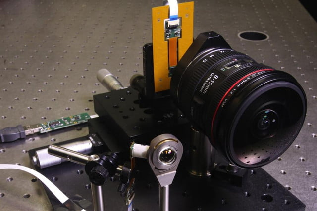ucsd miniature wide angle lens delivers sharp clarity that rivals traditional dslr glass jacobs mini