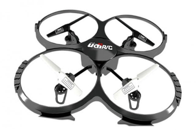 UDI-U818A-2.4GHz-4-CH-6-Axis-Gyro-RC-Quadcopter-with-Camera-RTF-Mode-2-($55)