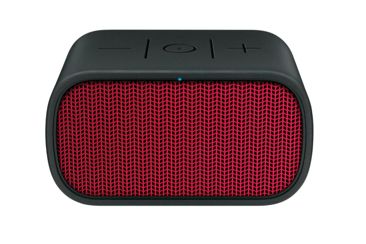 ue thinks small announcing today its new mini boom wireless bluetooth speaker red grill