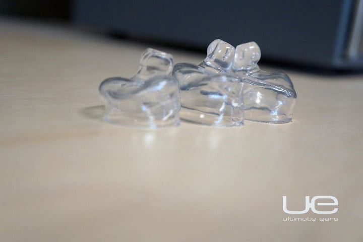ue pros  d printed in ear monitors are faster smarter better