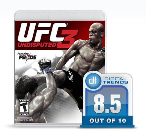 Then you are at least aware of the growing popularity of MMA in general,