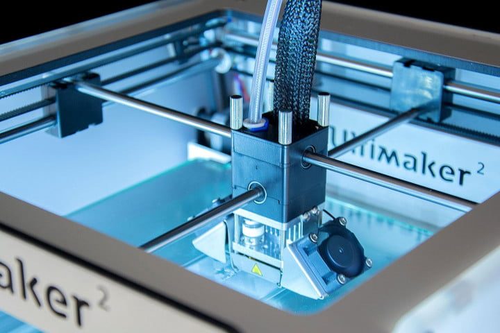 ultimaker  review axis