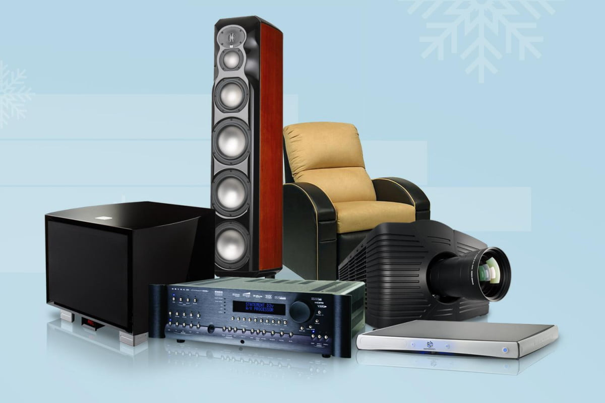 luxury home theater gift guide ultimate