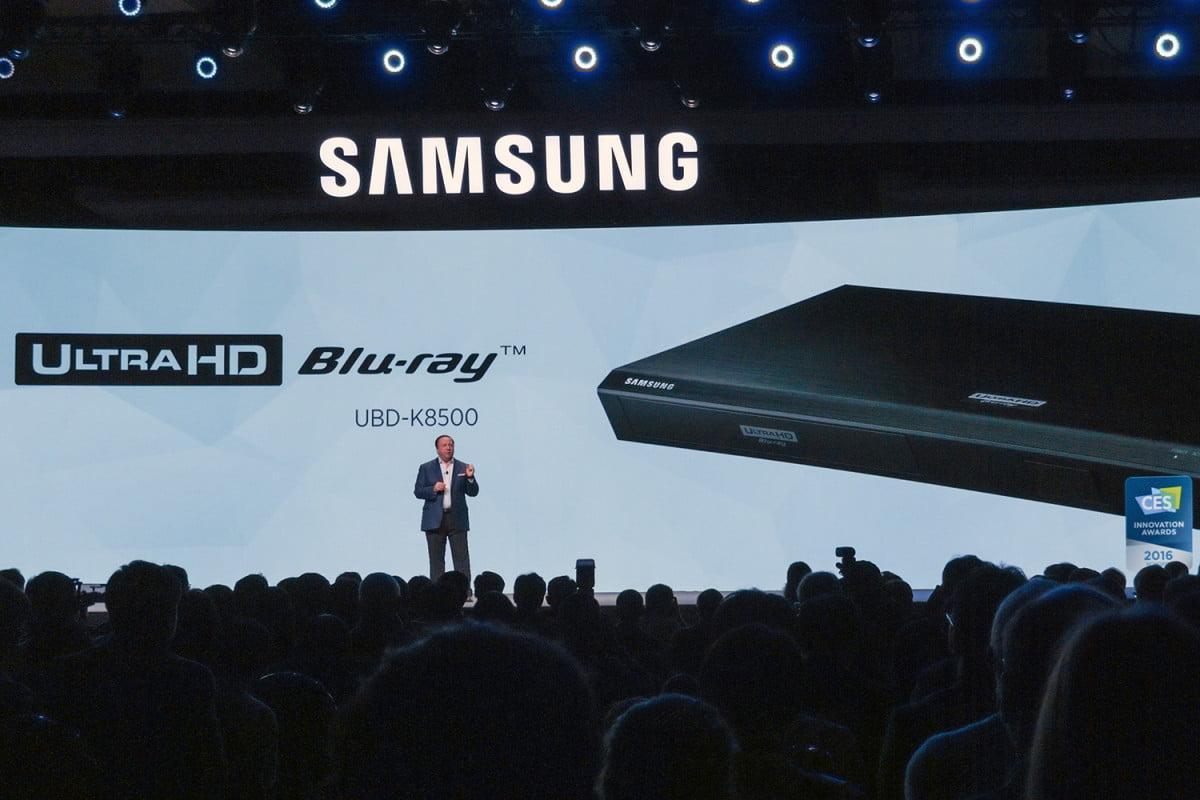 ultra hd blu ray specs dates and titles samsung  s ubd k player