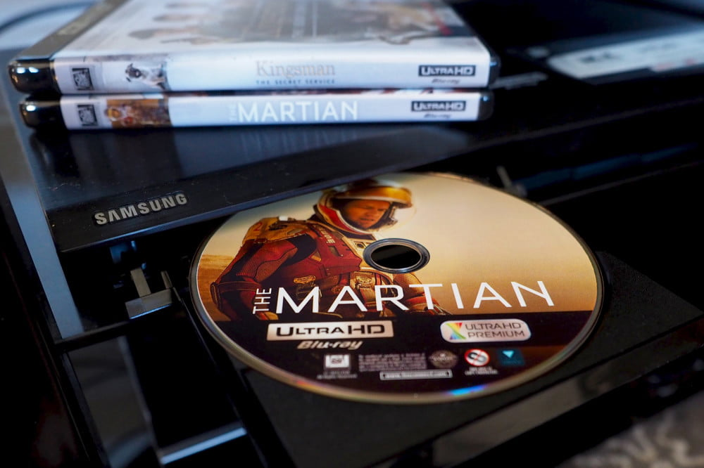 best buy starts selling ultra hd blu rays two weeks early ray the martian