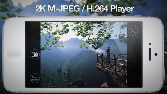 ultrakam lets record high definition video cinematic look iphone app
