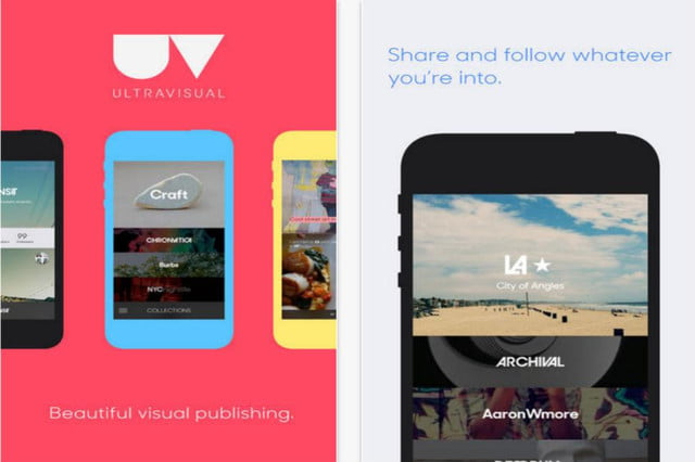 ultravisual instagram competitor beauty side