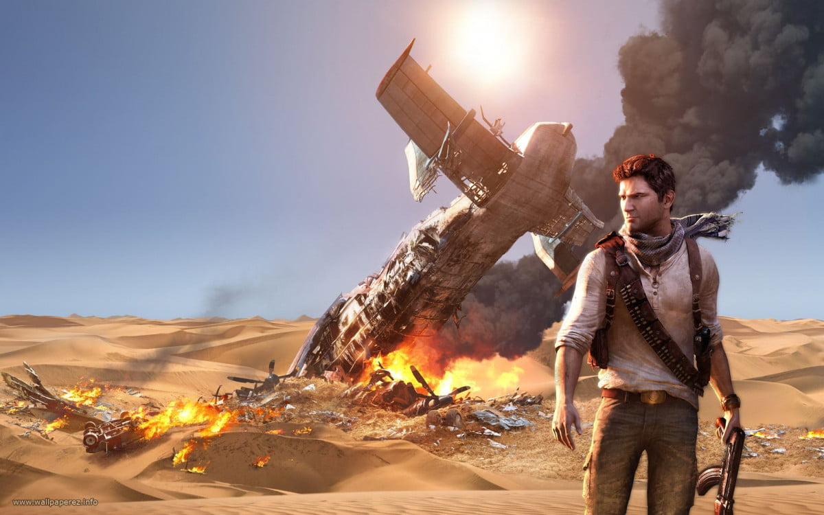 uncharted film seth gordon