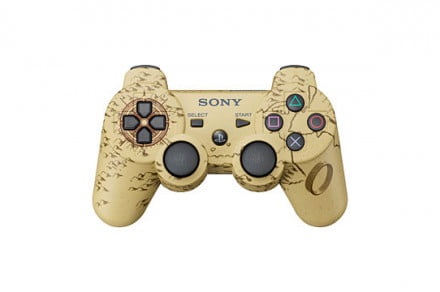 uncharted 3 control pad
