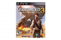 uncharted  drakes deception review cover art