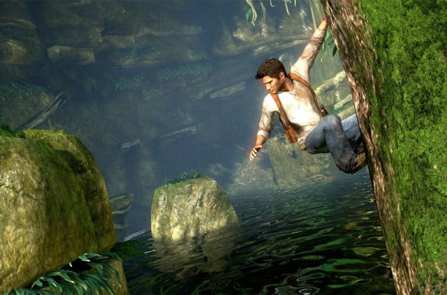 uncharted sequel revealed looks like heading africa