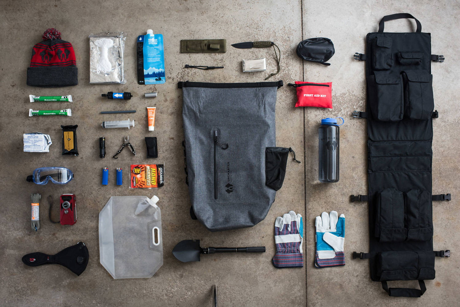 Survive In The Wild Longer With The Seventy2 Backpack
