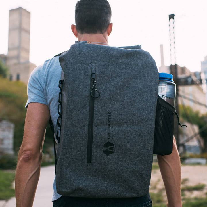 the seventy  backpack uncharted supply co