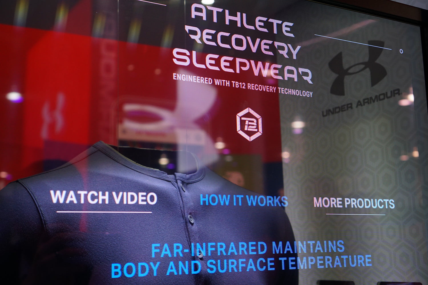 Under Armour says its ridiculously expensive pajamas will help athletes sleep better