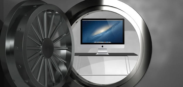 Unhackable imac on desk online security