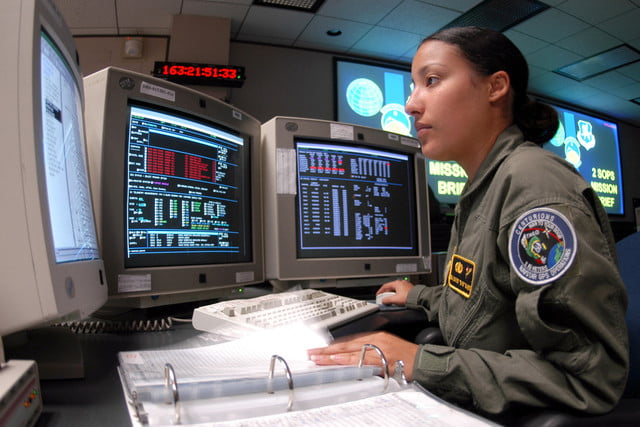 us air force computer upgrade windows  united states