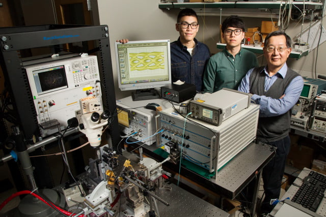 university of illinois breaks fiber optic record urbana champagne feng