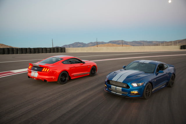 shelby gte mustang