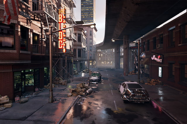 epic games released unreal engine  update