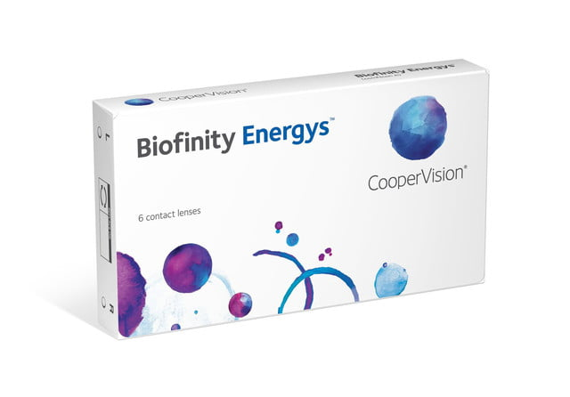 coopervision biofinity energys unspecified