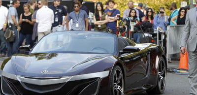 Possible Acura NSX