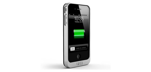 uNu Exera Modular Battery Case for iPhone 4 4S apple iphone